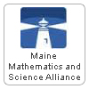 Maine Mathematics and Science Alliance logo